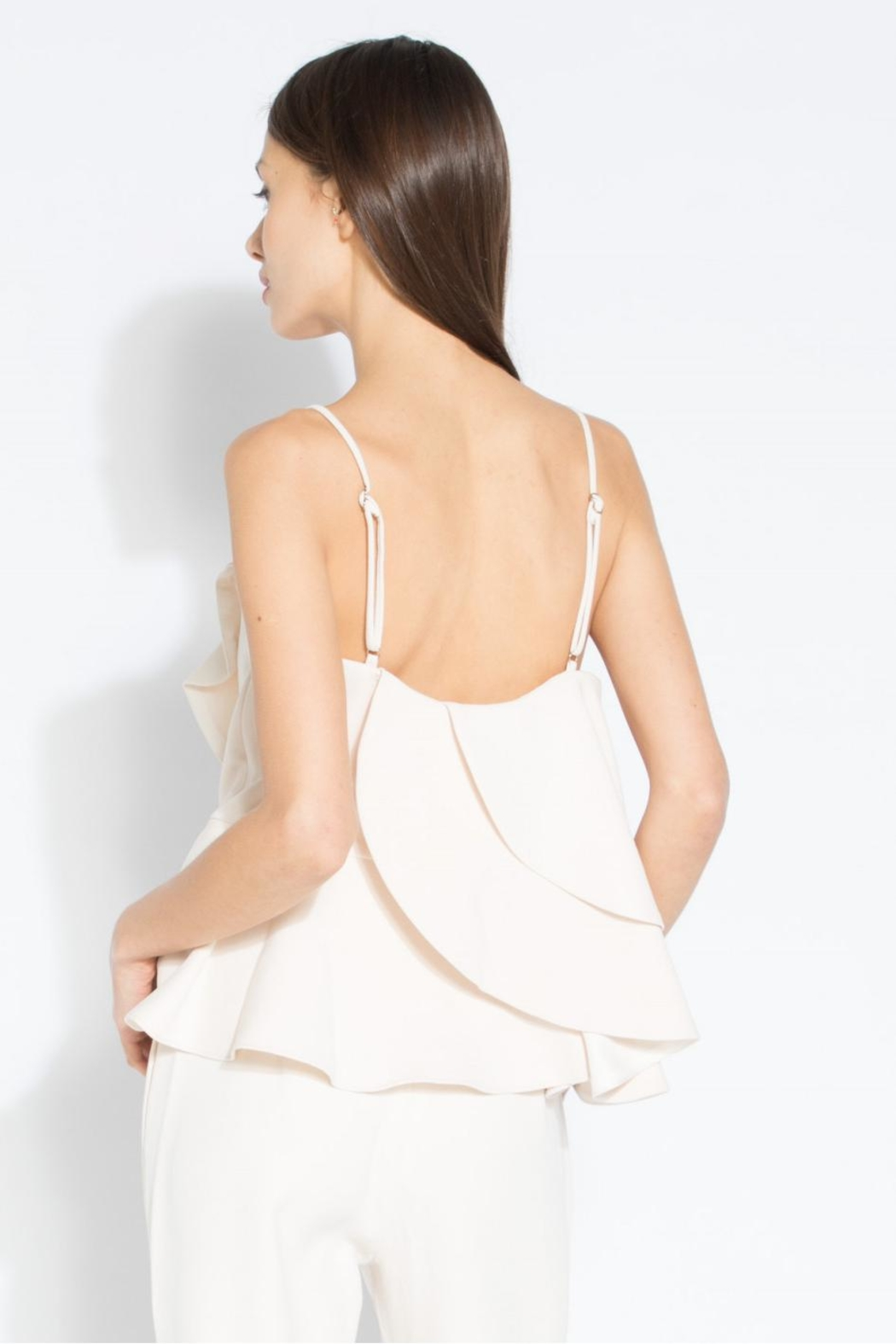 Elliatt Ruffled Cami - Side Cropped Image