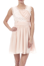 Minuet Ruffled Dress - Front cropped
