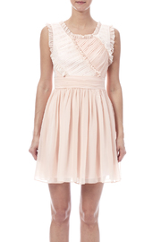 Minuet Ruffled Dress - Side cropped