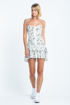 Skylar & Madison Ruffled Mini Dress - Product List Image