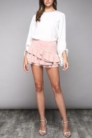 Do & Be Ruffled Skort - Product Mini Image