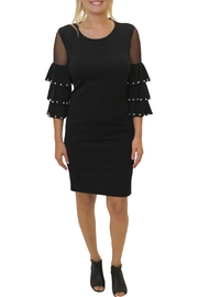 Frank Lyman Ruffled Sleeve Dress - Product Mini Image