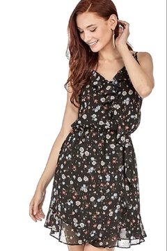 JoyJoy Ruffles Floral Dress - Product List Image