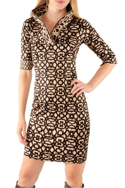 Gretchen Scott Ruffneck Rio Gio Dress - Product Mini Image