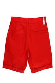 RuggedButts Red Chino Shorts - Side cropped
