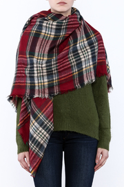 Ruggine The Nanne Scarf - Back cropped