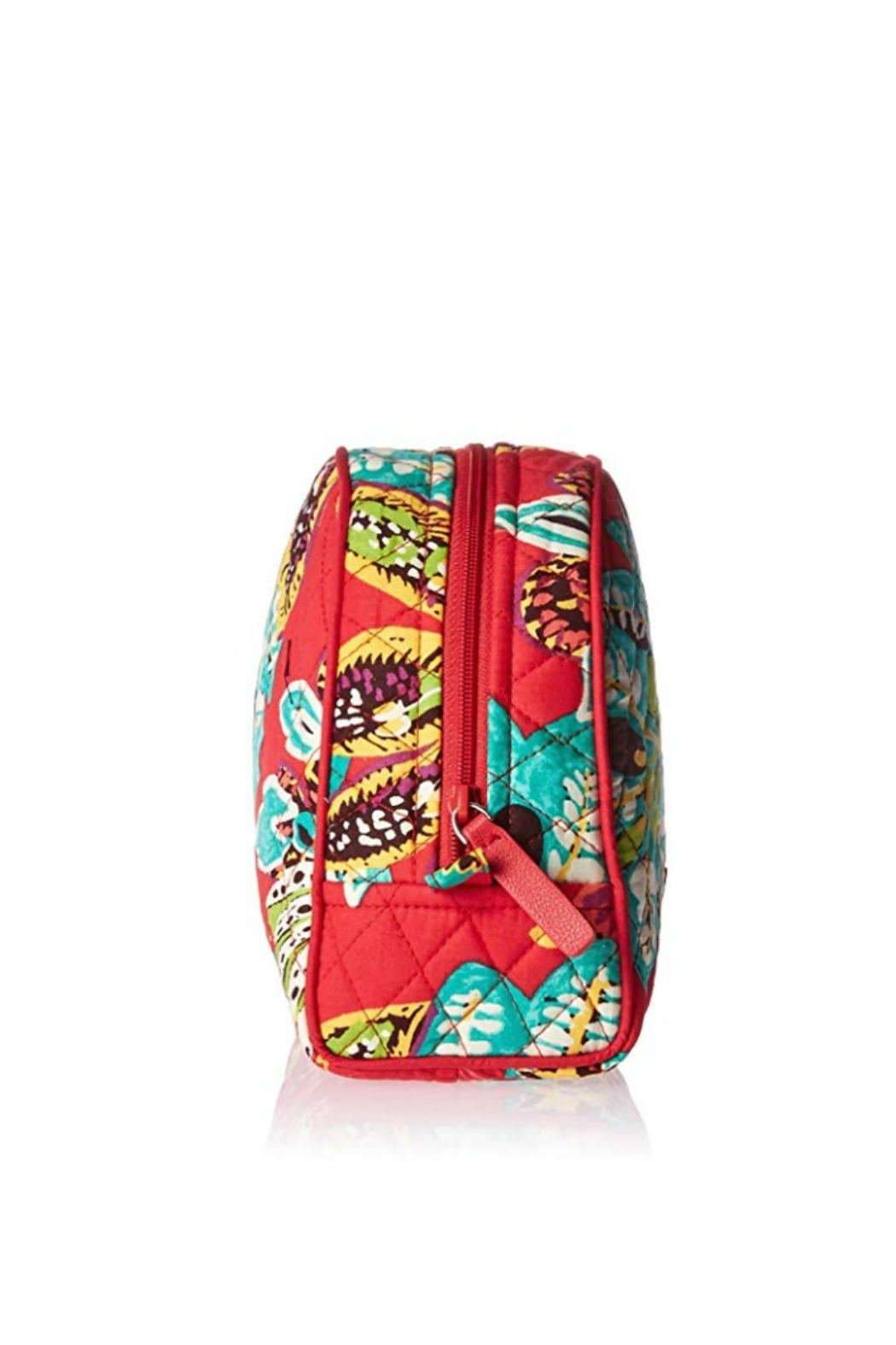 Vera Bradley Rumba Medium Cosmetic - Front Full Image