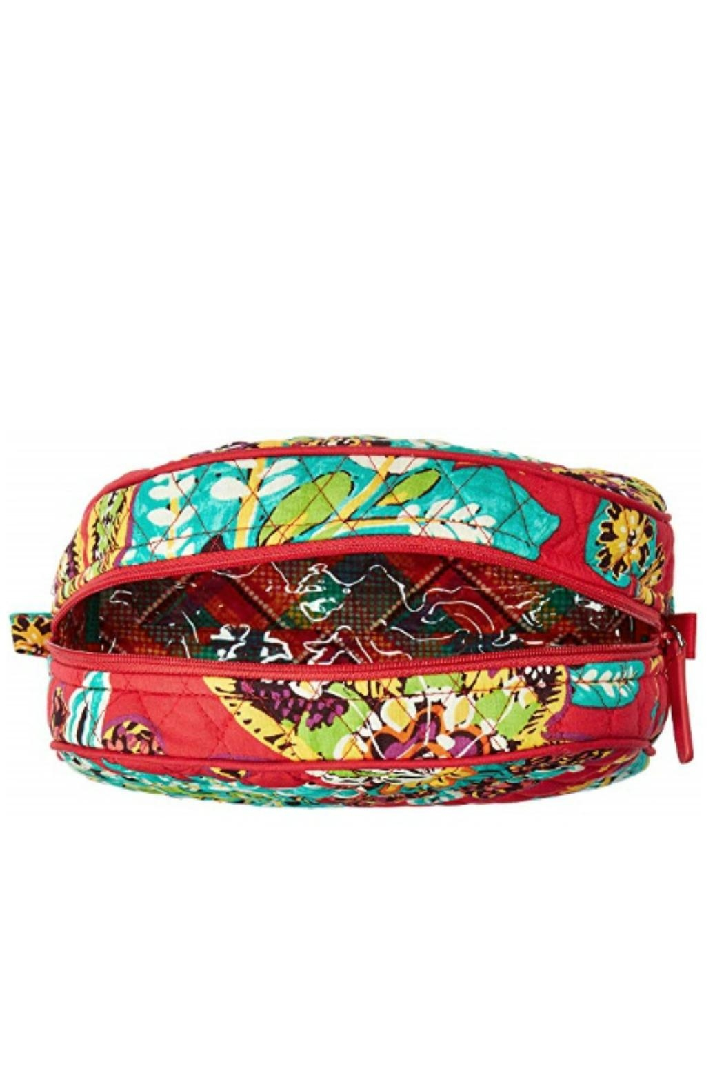 Vera Bradley Rumba Medium Cosmetic - Side Cropped Image