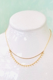 Lotus Jewelry Studio Rumi Necklace - Side cropped