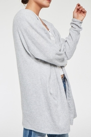 Project Social T Rumine Cozy Cardigan - Front full body