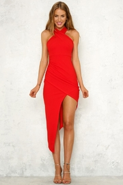 Rumor Cupid Midi Dress - Product Mini Image