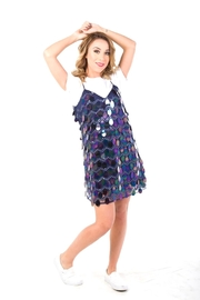 Rumor Glitters Mini Dress - Product Mini Image