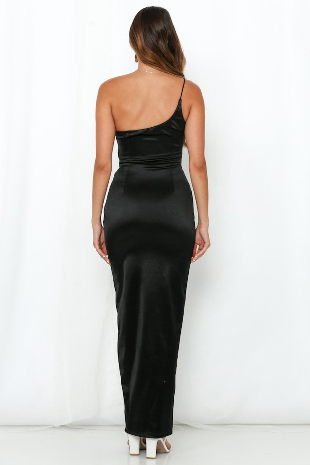 Rumor Lonique One Shoulder - Side Cropped Image