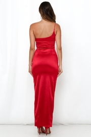 Rumor Lonique One Shoulder - Side cropped