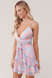 Rumor Rikki Mini Dress - Front full body