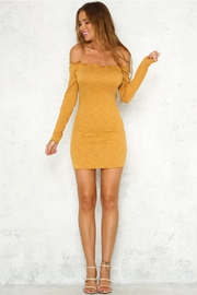 Rumor Sunshine Dress - Product Mini Image