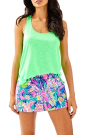Lilly Pulitzer Run Around Short - Front cropped