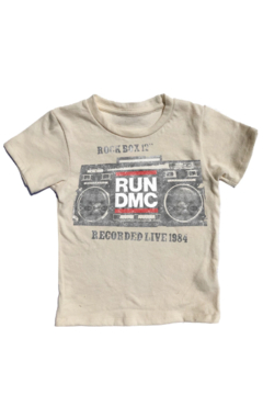 Shoptiques Product: Run DMC Simple Tee