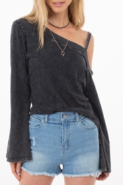 Others Follow  Runaway Asymmetrical Top - Product Mini Image