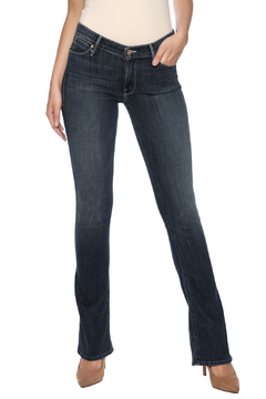 Mother Runaway Slim Bootcut Jean - Product List Image