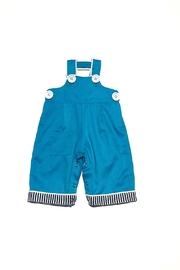 Runaway Pony Retro Overalls - Front cropped
