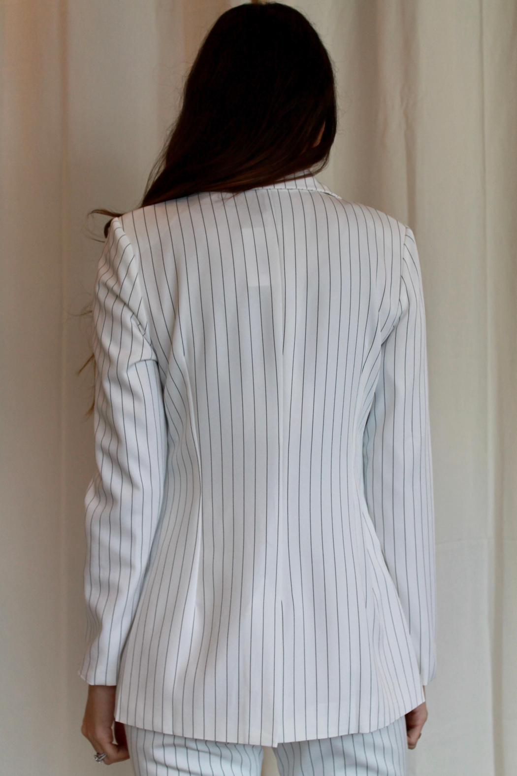 Runaway The Label Every Woman Blazer - Front Full Image