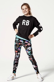 Running Bare Girls Serenity Sweat - Front cropped