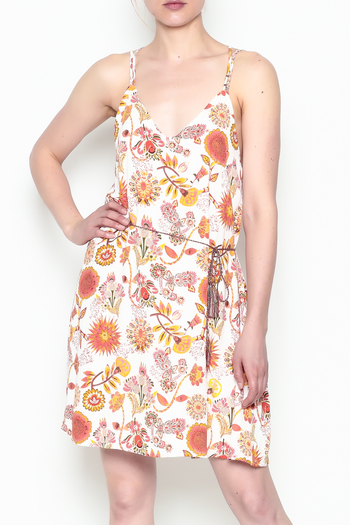Runway & Rose Floral Print Dress - Main Image