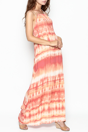 Runway & Rose Orange Tie Dye Maxi - Product Mini Image
