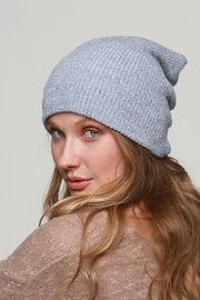 Runway & Rose Ribbed Knit Beanie - Product Mini Image