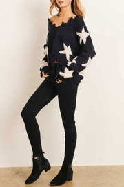Runway & Rose Star Sweater - Side cropped