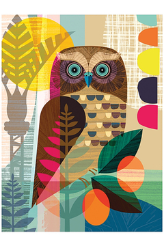 Werk Shoppe RuRu Owl Puzzle - Alternate List Image