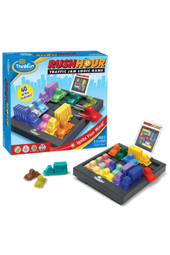 ThinkFun Rush Hour: Traffic Jam Logic Game - Alternate List Image