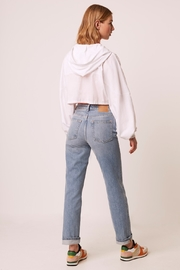 French Connection Rusha Cropped Hoodie - Side cropped