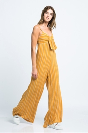 skylar madison Russet Orange Jumpsuit - Product Mini Image