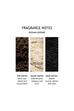 Molton Brown Russian Leather Showergel - Alternate List Image