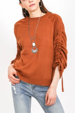 Shoptiques Product: Rust Sweater
