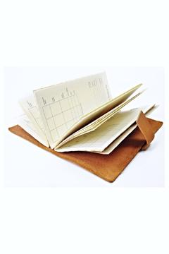 Shoptiques Product: Leather Fishing Journal