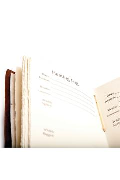Shoptiques Product: Hunting Journal