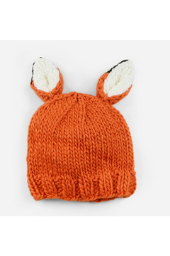 The Blueberry Hill Rusty Fox Knit Hat - Product List Image