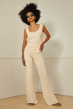 SAGE THE LABEL RUTH KNIT TOP - Product List Image