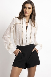 Bishop + Young Rutherford Boho Top - Product Mini Image