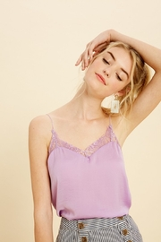 Listicle Ruthie Lace Cami - Product Mini Image