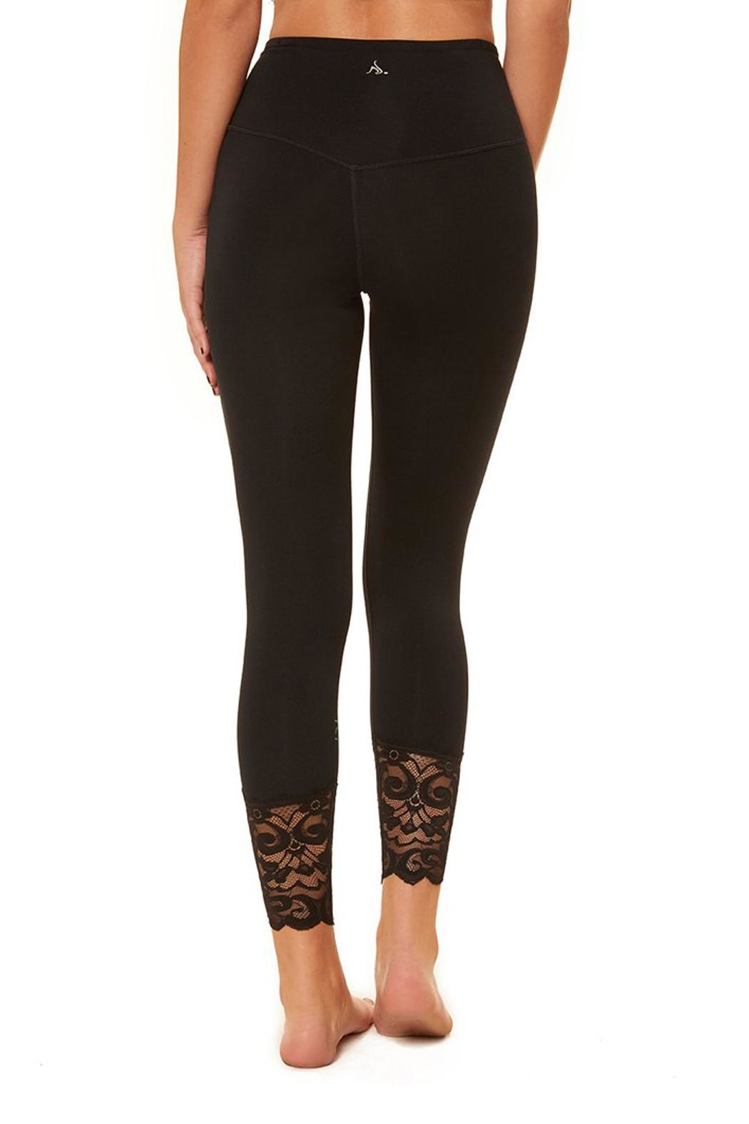 Nancy Rose Ruthie Legging - Side Cropped Image