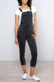 RVCA Cropped Overalls - Product Mini Image