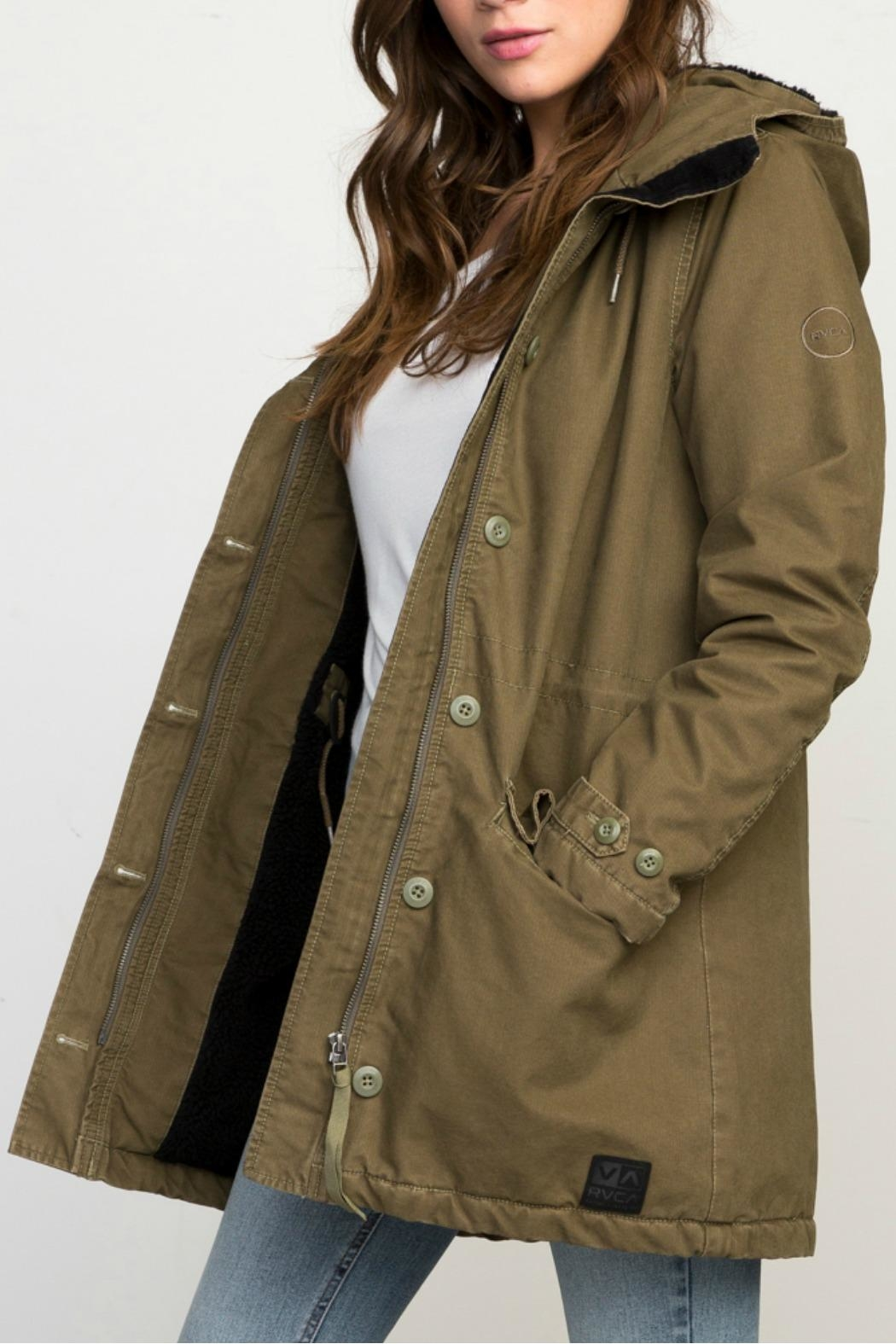 RVCA Ground Control Coat - Main Image