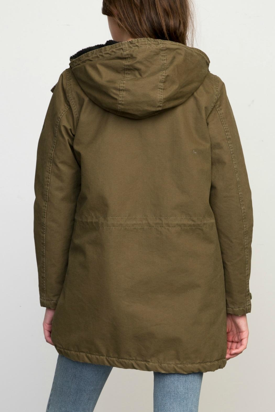 RVCA Ground Control Coat - Front Full Image