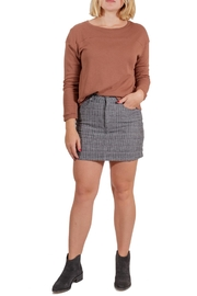 RVCA Knit Thermal Top - Product Mini Image