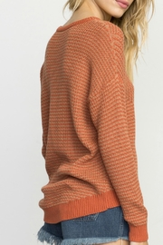 RVCA Light Up Sweater - Side cropped