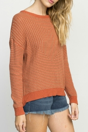 RVCA Light Up Sweater - Front full body